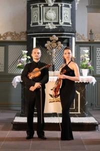 Duo Divites - Violinist