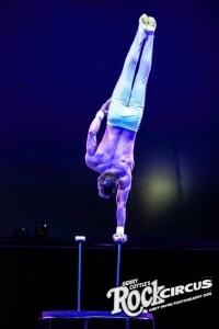 Michael Ionescu - Aerialist / Acrobat