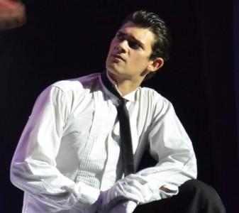 Oleksii Nedkov - Male Dancer