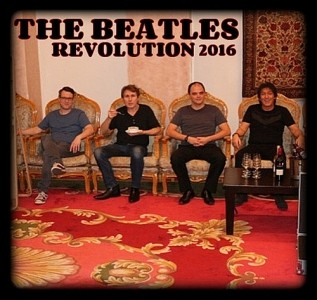 THE BEATLES REVOLUTION INTERNATIONAL TRIBUTE BAND  image