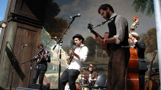 Chavo - Gypsy band
