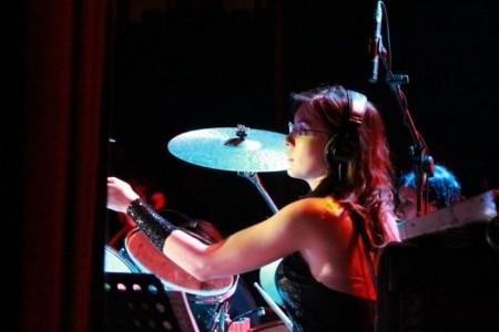 carola iapino - Drummer