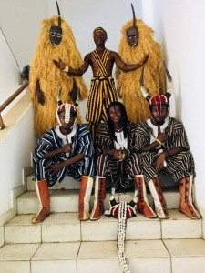 Jaynii Cultural Troupe  - African Band