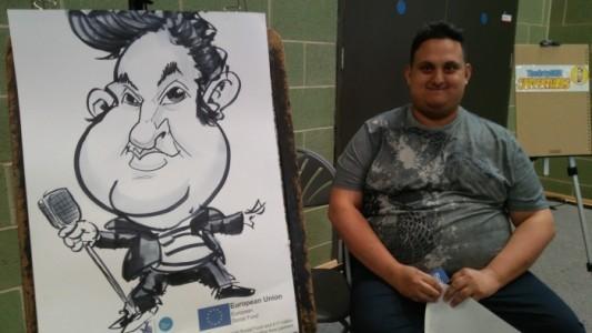 TheArtyOne Caricatures - Caricaturist