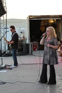 Angie Lynn Carter - Other Band / Group