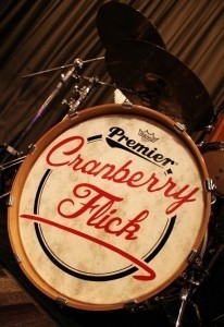 Cranberry Flick - Wedding Band