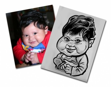 Caricature with Attitude image