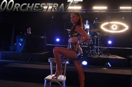 00rchestra7 - James Bond show image