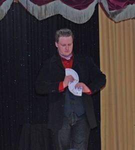 Jeff Jenson - Comedy Cabaret Magician