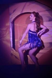 Hilary James-Moore - Female Dancer