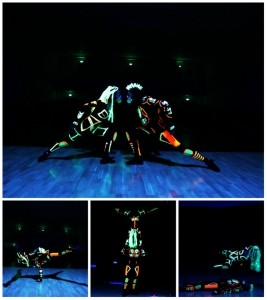 Acrobatic duo  - Acrobalance / Adagio / Hand to Hand Act
