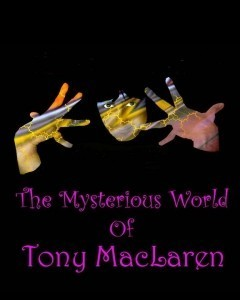 Tony MacLaren - Mentalist / Mind Reader