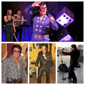Gary Graceland - Elvis Impersonator