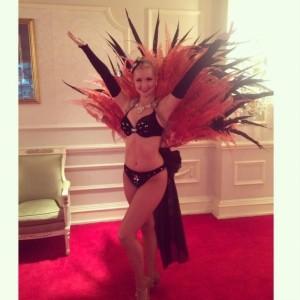 Olivia Lucci - Female Dancer