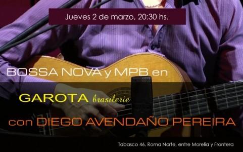 Diego Guitar Singer - Guitar Singer