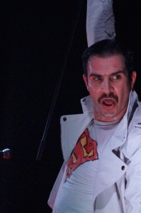 Bruce Game is Freddie Mercury image