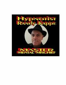 Hypnotist Randy Kappe ...  image