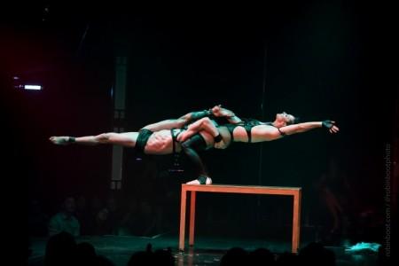 Circus Girl - Aerialist / Acrobat