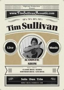 Tim Sullivan Acoustic Show image