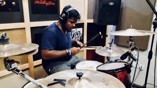 Joshua Gopal  - Drummer