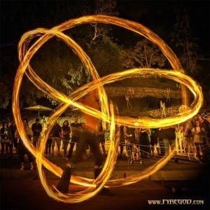 ZOR the FireBender - Fire Performer