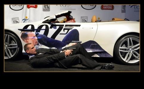 James Bond Impersonator - Lookalike