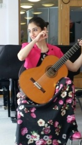 Costanza Casullo - Classical / Spanish Guitarist