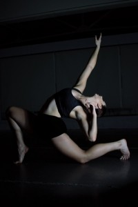 Leah Evans - Female Dancer