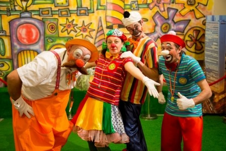 Clown theatre KKDU image