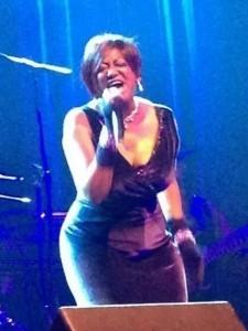 VICKIE R. CHRISTIE  AKA STAGE NAME AVANA CHRISTIE (PRONOUNCED AH-VON-NAH) - Female Singer