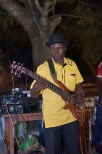 PC ACHAR - Bass Guitarist