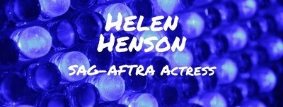 Helen Henson - Female Singer