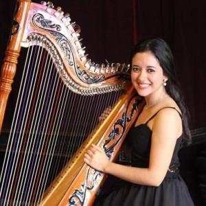 Irma Alexandra Britos Duarte - Harpist