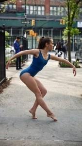 Michelle Hughes - Female Dancer