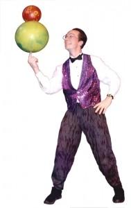 JuggleMania - Juggler