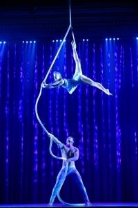 Leroy Kemper & Charlotte Lucas - Duo KasKem - Aerialist / Acrobat