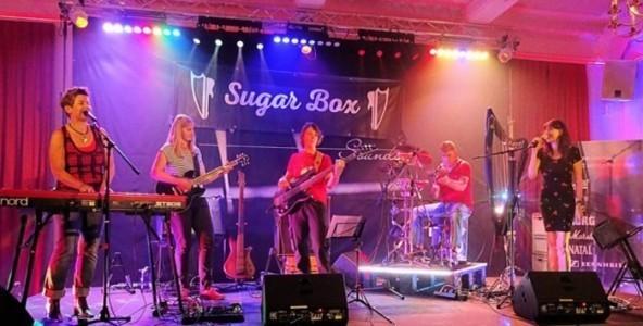 Sugar Box - Pop Band / Group