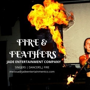 Fire & Feathers - Dance Act