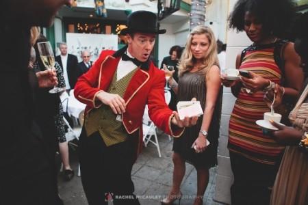 Chuck G  - Cabaret Magician