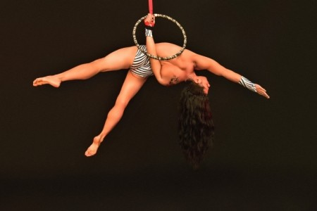 Aerial Straps,Aerial Pole and Flying Pole,Mini Lyra and flying Loli pop pole. - Other Dance Performer