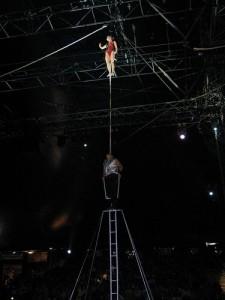 Valo and Bobby - Aerialist / Acrobat