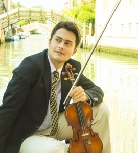 Maksym Sepanenko - Violinist