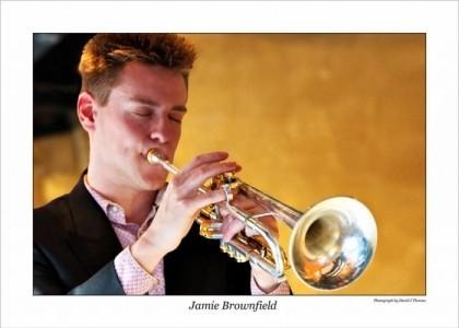 Jamie Brownfield - Trumpeter
