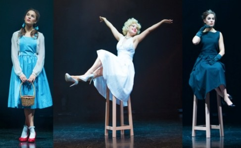 Beth Burrows/Sirens of the Silver Screen - Song & Dance Act