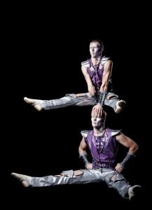 Transformers Acrobatic Show - Acrobalance / Adagio / Hand to Hand Act
