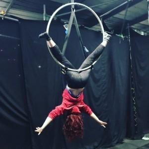 Keanu Daniels - Aerialist / Acrobat