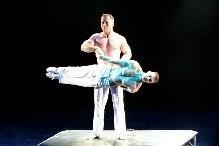 Duo Deltai - Acrobalance / Adagio / Hand to Hand Act
