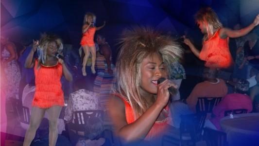 Robyn Olivi'A (Dancer, Singer, Actor and Tina Turner Impersonator) - Tina Turner Tribute Act