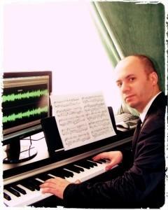 Octavian Piano Man - Michael Buble Tribute Act