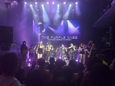The Purple Ones - Insatiable Tribute to Prince - Other Tribute Band
